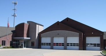 Oakton Fire Station