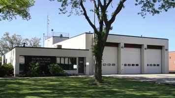 Greenleaf Fire Station