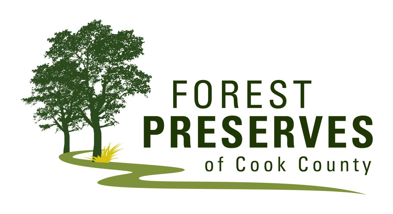 Forest Preserves of Cook County Logo