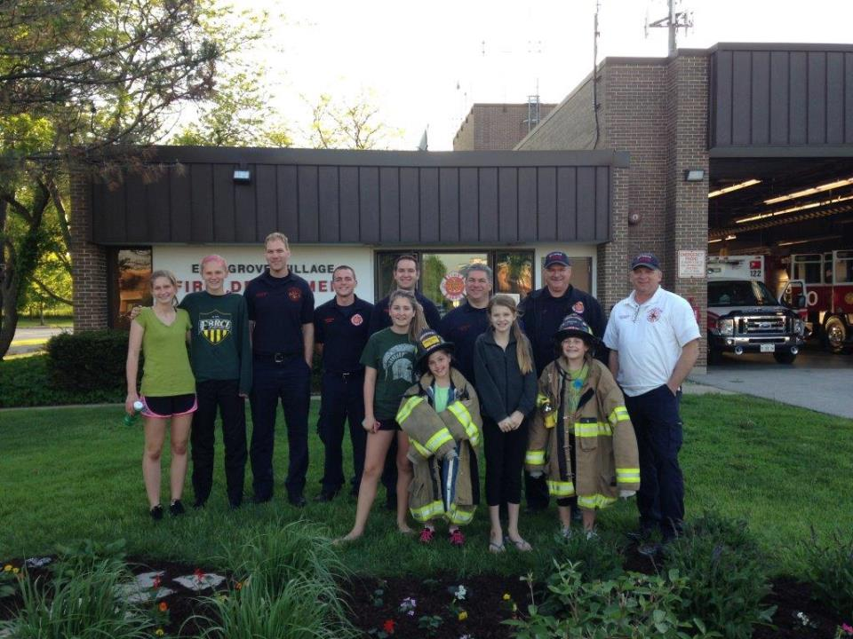 Station 10 Girl Scouts