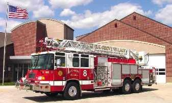 Station 8 and Quint 8